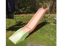 9ft Garden Slide with steps
