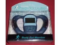 Lloyds Pharmacy 'Hand-Held Body Fat Monitor' (as new)