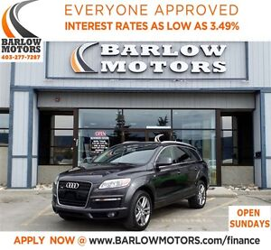 2008 Audi Q7 4.2 S-Line  NAVI/SUNROOF**OPEN 7 DAYS A WEEK**