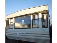 SPACIOUS 3 BEDROOM - STATIC CARAVAN FOR SALE ONLY £2999