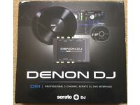 Denon DJ DS1 With Timecode Vinyl- 2 Channel Serato DVS Interface