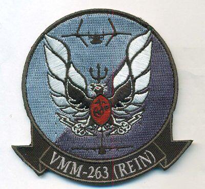 USMC VMM-263 REIN 18.2 ACE PATCH