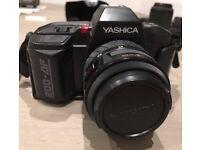 Yashica 200-AF fully automatic auto-focus single-lens reflex Camera