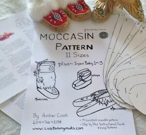 HOW TO MAKE MUKLUKS, MOCCASINS, MITTS ETC. FOR FUN OR PROFIT