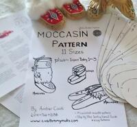 LEARN HOW MAKE MUKLUKS, MOCCASINS, MITTS ETC. FOR FUN OR PROFIT
