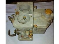 Ford, Mini, A series Weber 28/36 DCD carburettor, good & complete.