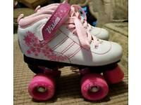 SFR vision roller skates. Size junior 13