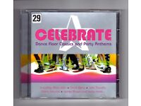 'CELEBRATE' CONTAINS 20 GREAT TRACKS