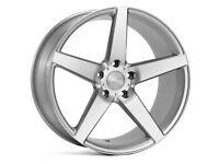 "19"" Veemann V-FS8 SMF Alloy Wheels.Suit Audi A3,VW Caddy,Golf,Jetta, Passat,Seat Leon 5x112"