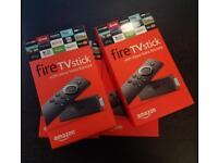 AMAZON FIRE TV STICK 2ND GEN 🔥 KODI 17.6🔥