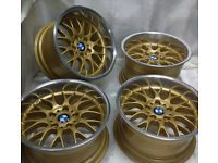 17'' Rondell Alloy wheels * Deep Dish * Staggered * BMW