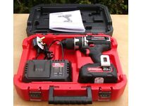 Parkside Brushless Drill Driver PABSP 20-Li A1......New