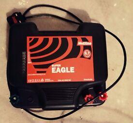 HOTLINE SUPER EAGLE ELECTRIC FENCE ENERGISER