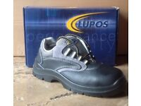 Size 7 BRAND NEW LUPOS SL4 with Box Saftey Shoes with Steel Toe Caps