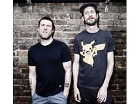 SLEAFORD MODS LIVE AT BRIXTON ACADEMY £25