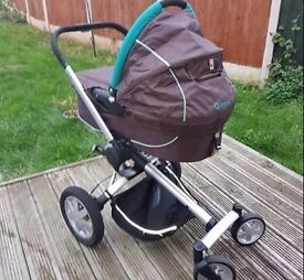 Quinny Buzz 4 Travel System Limited Edition