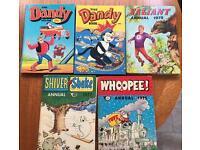 U.K. Comic annuals