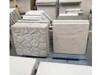 Concrete Paving Slabs 450x450x38mm