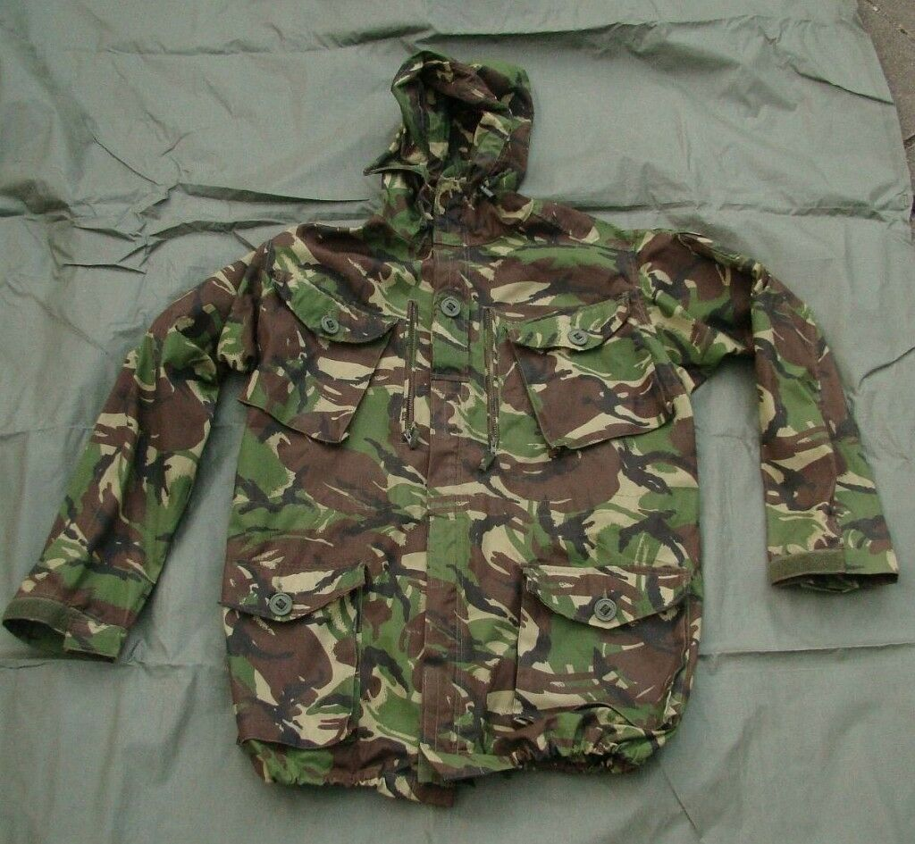Reserve - Army Issued DPM Windproof Combat Smock (size 180/104 / Large)