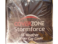 Brand New CoverZone Stormforce all weather 4 layer car cover to fit Lotus Evora 2009-2017.
