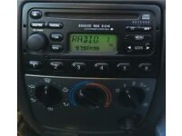 Ford 6000 CD RDS E.O.N Car Radio/CD player