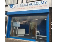 APPROVED TUTORING CENTRE in Maths/English/Science, 11+, Key Stage 1, 2, 3, SATS, GCSE, A Level, QTS