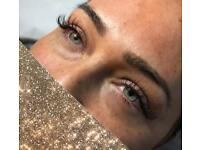 Individual Eyelash Extensions - JUST £25! (Limited time)