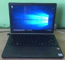 SONY 13-inch Laptop intel Dual Core 2.5G 4G Ram 250G good battery Rockdale Rockdale Area Preview