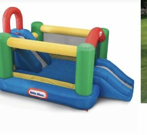 Excellent condition little tyke a bouncy castle