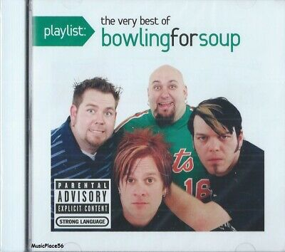 BOWLING FOR SOUP - Playlist: The Very Best Of - Hard Rock Pop Music (The Very Best Of Bowling For Soup)