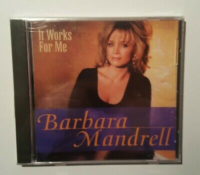 It works for me - Barbara Mandrell - CD 1997