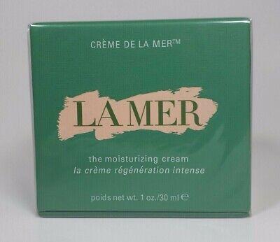 LA MER The Moisturizing Cream 1 oz/30 ml NEW IN BOX AUTHENTIC
