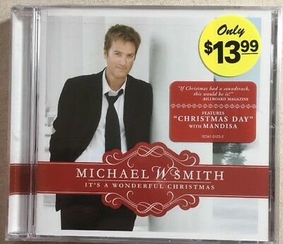 Michael W. Smith - It's a Wonderful Christmas CD - Features Mandisa New ()