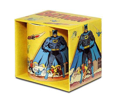 DC Comics - Superheld - Batman - Gotham City Tasse - Kaffeebecher - LOGOSHIRT