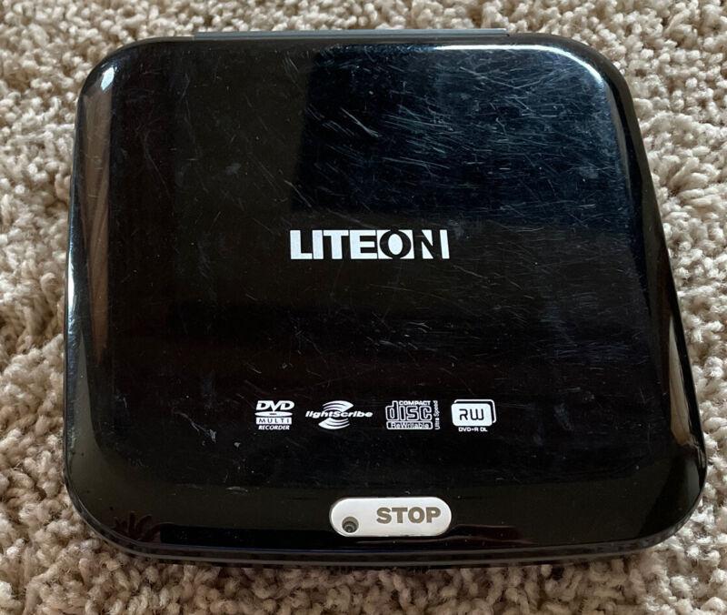 LiteOn External DVD/CD Writer