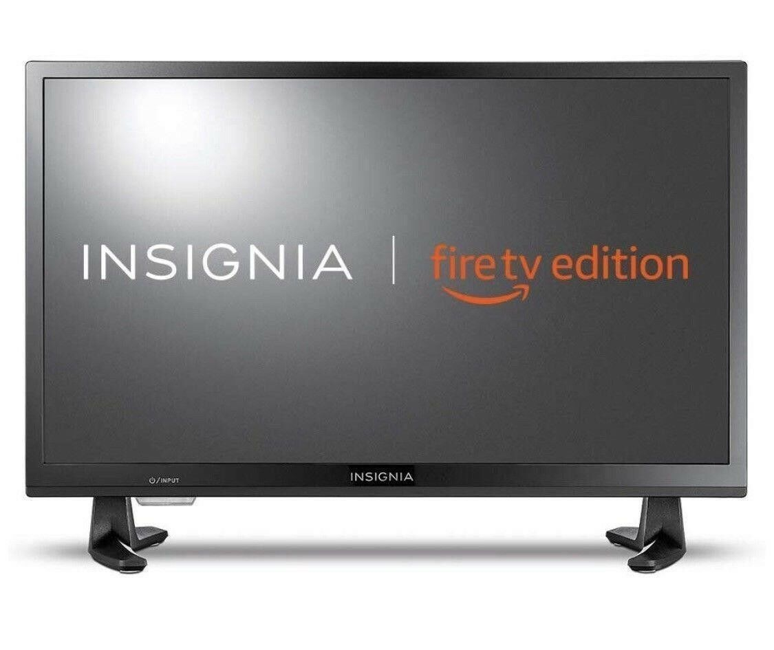 "Insignia 24"" inch 720 HD Screen Monitor Smart LED Fire TV or Digital Photo Frame"