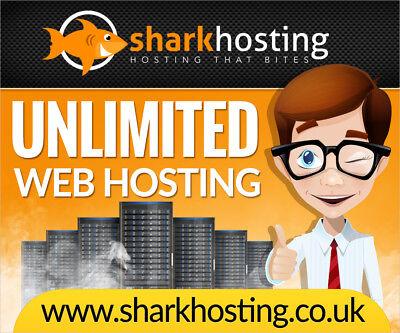 12 Months Unlimited Website Web Hosting cPanel Linux WordPress *SPECIAL OFFER*