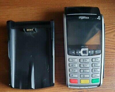 Ingenico Iwl250 Iwl255 Mobile Wireless Pos Terminal Credit Card Tsys Baseline