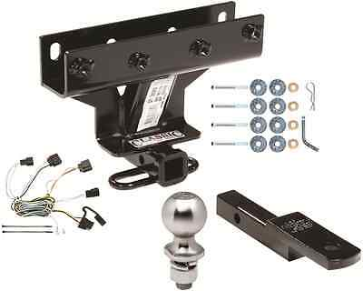 COMPLETE TRAILER HITCH PACKAGE W/ WIRING KIT FITS 2007-2010 JEEP GRAND CHEROKEE