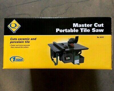 QEP Master Cut Portable Tile Saw - Ceramic, Porcelain