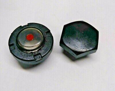 Cat Pump Drain Plug And Sight Glass Gauge 44842 92241 - Used