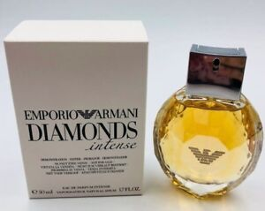 Emporio Armani Diamonds Intense Eau de Parfum INTENSE Spray 1.7 oz 50 ml New TST