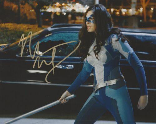 Nicole Maines Supergirl Autographed Signed 8x10 Photo COA 2019-4
