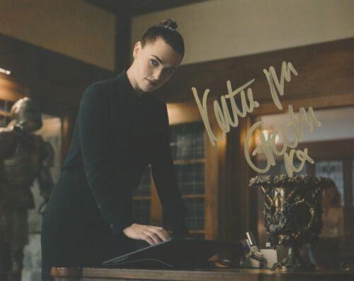 Katie McGrath Sexy Supergirl Autographed Signed 8x10 Photo COA 2019-11