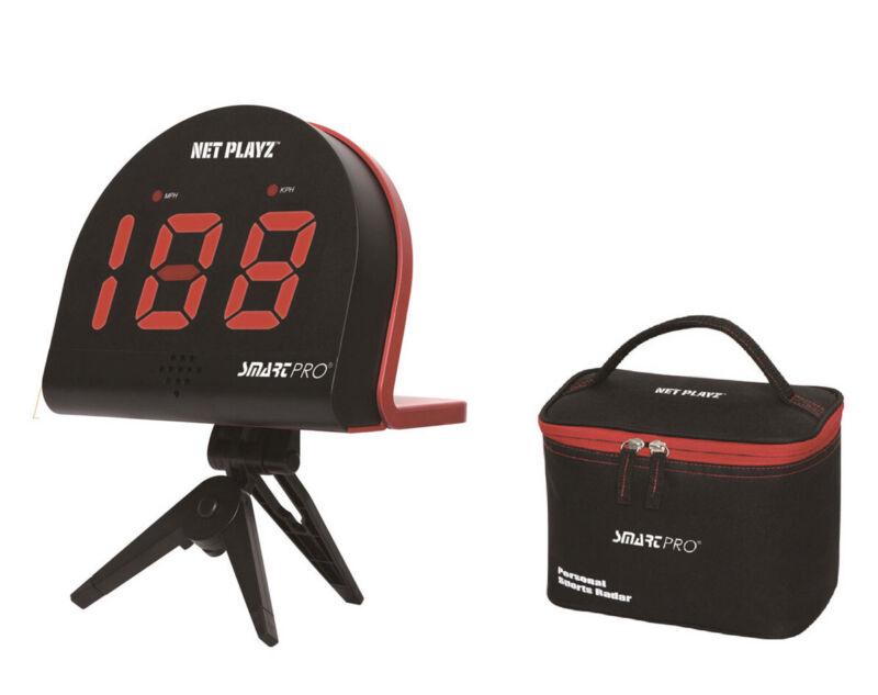 Hands Free Sport Speed Radar Gun w Tripod Measure Baseball Pitching Bat Swinging