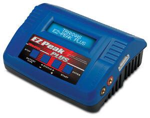 Traxxas-EZ-Peak-Plus-LiPo-Compatible-6-Amp-Balance-AC-DC-Charger-2933-NEW
