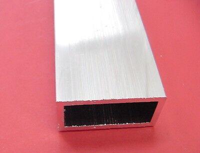 1x 2x 18 Wall Aluminum Rectangle Tube 6063 T52 X 10 Long 1.0x 2.0 X .125