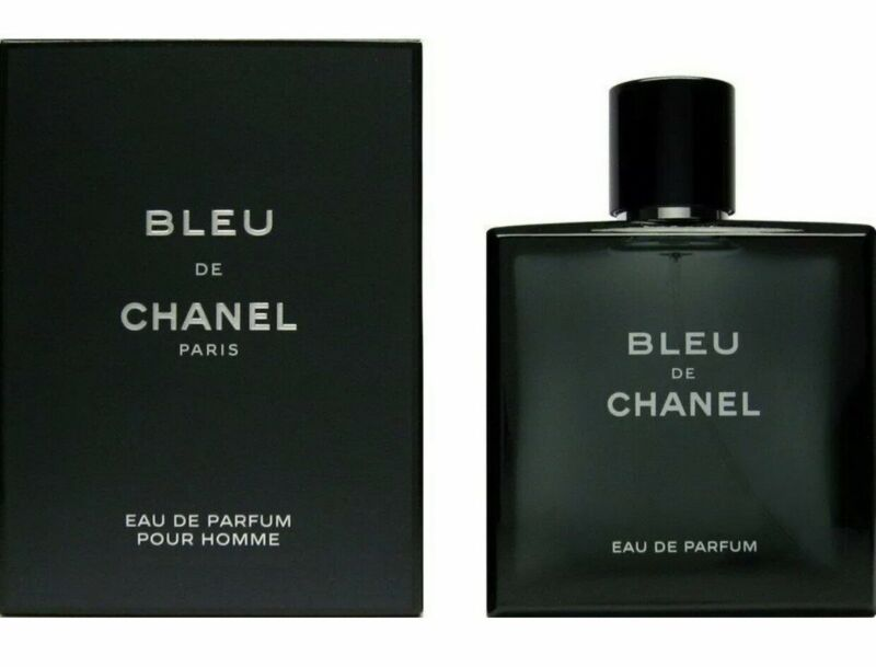 Bleu De Chanel Eau de Parfum Men's 3.4oz / 100 ml - Brand New, Sealed