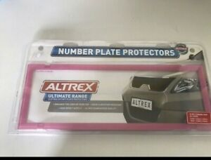 Number plate protectors PINK - only $25! Newcastle Newcastle Area Preview