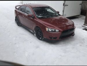 2010 Mitsubishi Lancer Se Heated Leather